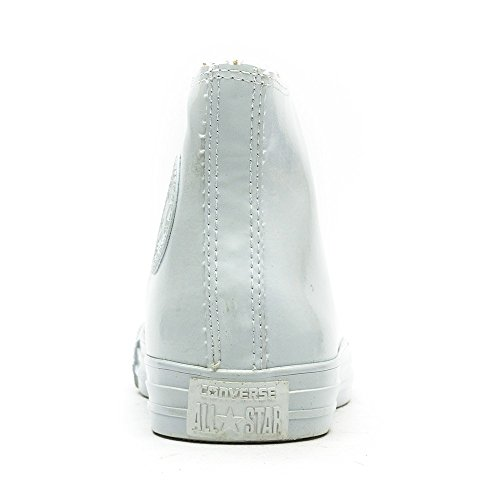 Converse Chuck Taylor All Star Wash Hi, Unisex-Erwachsene Sneaker Weiß (Weiß Gummi)