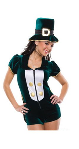 Sexy Lady Luck Costumes (Lady Luck Costume (Medium/Large))