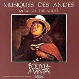 Musique Andes Bolivia Manta