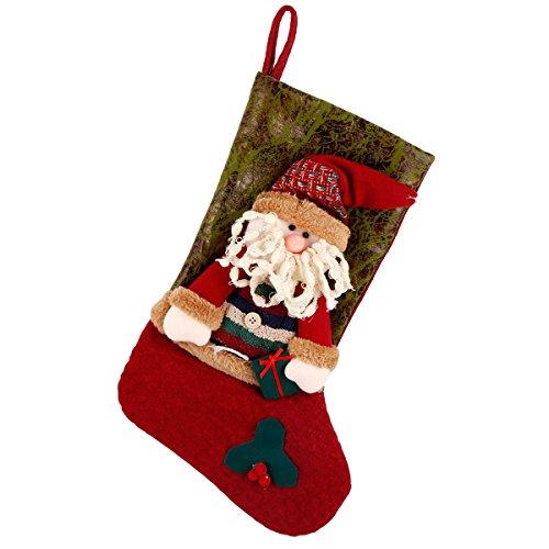 Codream Classic Christmas Stockings 18