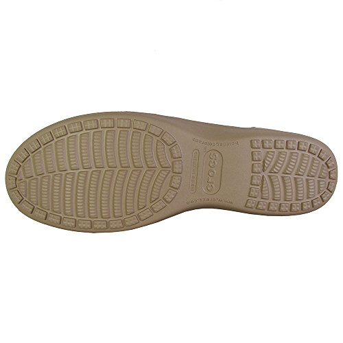Crocs Mens Wrap Colorlite Scarpe Mocassino Perforato Navy / Tumbleweed