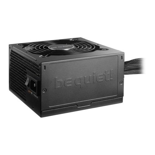 Black BE QUIET 600 W System Power 9 Power Supply Unit