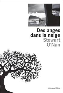 Des anges dans la neige par O'Nan