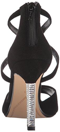 Sandal Suede Dune Melody London Dress Black Women's wzqUFf6
