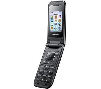 SAMSUNG GT-E2530 Negro + Tarjeta de Memoria microSDHC 32 GB ...