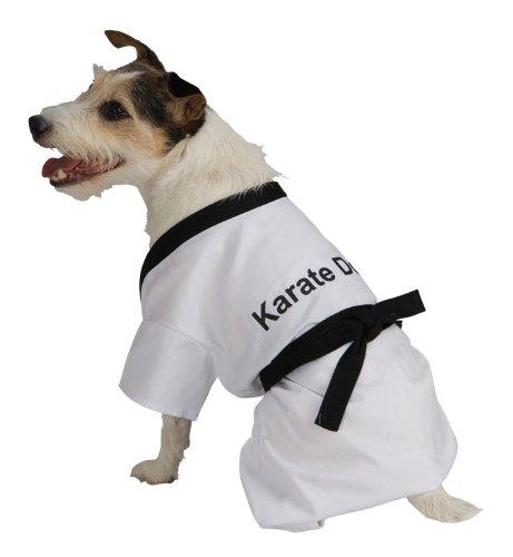 Rubies Costume Karate Pet Large