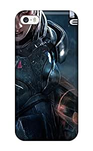Rene Kennedy Cooper's Shop Iphone Cover Case - Mass Effect Protective Case Compatibel With Iphone 5/5s
