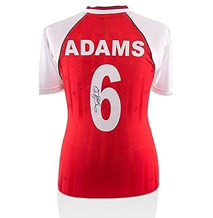 promo code 8ec08 28163 Tony Adams Signed Arsenal Shirt: Amazon.co.uk: Kitchen & Home