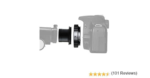Adaptador Solomark para objetivo de cámara SLR/DSLR, para ...