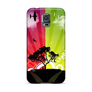 Series Skin Case Cover For Galaxy S5(abstact (86)) by mcsharks
