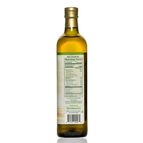 Tantillo 100% Avocado Premium Oil (Pack of 2) by Tantillo Foods (Image #2)