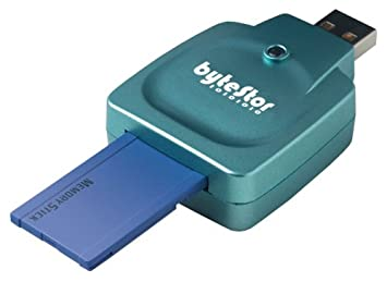BYTESTOR CARD READER DRIVER WINDOWS 7 (2019)