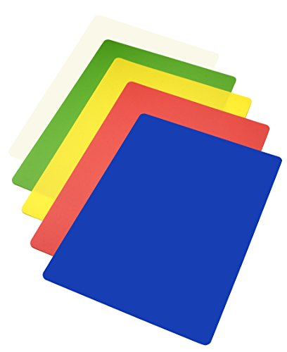 MIU France 90005 Flexible Colored Cutting BoardsS/5