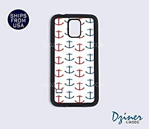 Galaxy Note 2 Case - Mix Colors Anchor