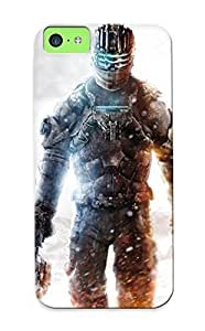 lintao diy Fashion Protective Dead Space 3 Case Cover Design For Iphone 5c