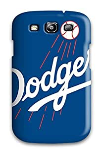 TgxPRQi1818DAXAM Tpu Case Skin Protector For Galaxy S3 Los Angeles Dodgers With Nice Appearance