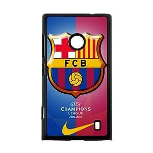 supporters,Futbol Club FC Barcelona Lionel Messi Custom Case cover shell for Nokia Lumia 520