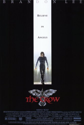 The Crow 27x40 Movie Poster