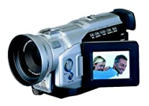 Samsung SCD80 MiniDV Compact Digital Camcorder with 2.5