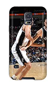 Premium Protection Brooklyn Nets Nba Basketball (38) Case Cover For Galaxy S5- Retail Packaging