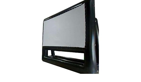 Eneri Pantalla Hinchable Modelo Aire Ingabbiata Negro 5mh x 8 M x 2 M: Amazon.es: Electrónica