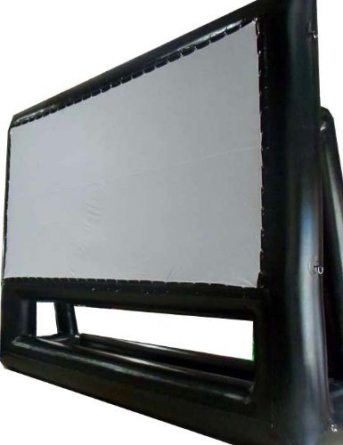 Eneri Pantalla Hinchable Modelo Aire Ingabbiata Negro 5mh x 8 M x ...
