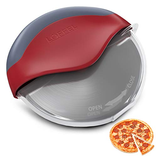Premium Pizza Cutter Wheel Slicer product image