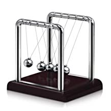LE Newton's Cradle, Metal Balance Ball