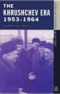 Stalin and Khrushchev: U.S.S.R., 1924-64 (Access to A-Level History)