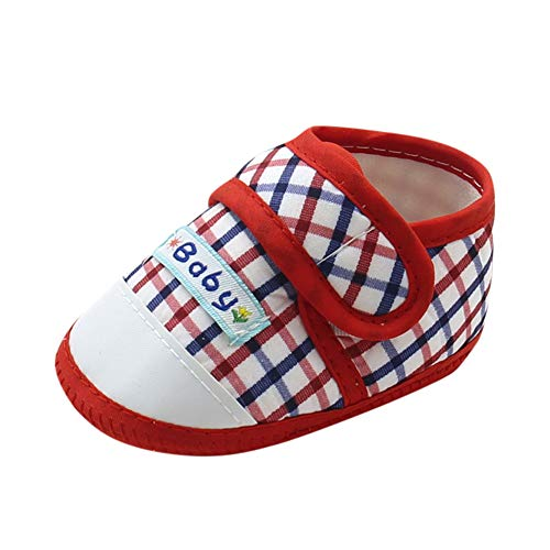 UROSA Newborn Infant Baby Boys Girls Soft Sole Prewalker Warm Casual Flats Shoes,Best Toddler Shoes for Walking