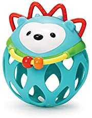 Skip Hop Explore and More Roll Around Rattle Toy