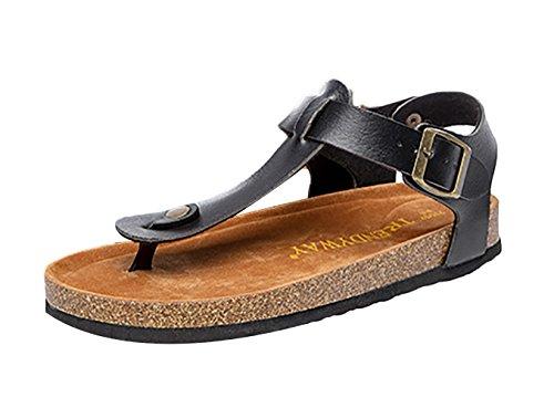 SK Studio - Zapatos con tacón Mujer negro
