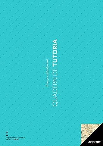color azul Additio P162 Registro de Asistencia