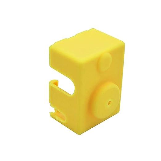 hgfter impresora 3D de silicona calcetín calentador cubierta del ...