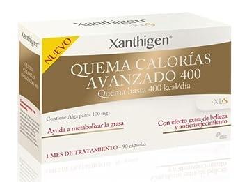 Xanthigen Quema Calorias Avanzado 400 Kcal / Dia 90 Capsulas