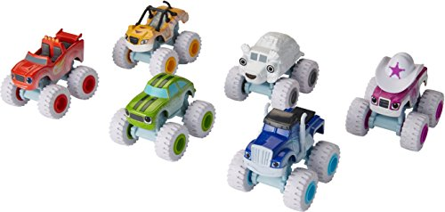(Fisher-Price Nickelodeon Blaze & the Monster Machines, Polar Pals [Amazon Exclusive] )