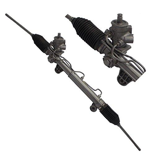 e Power Steering Rack & Pinion Assembly - Buick Cadillac Oldsmobile Pontiac Vehicles (Chevrolet Lumina Apv Axle)