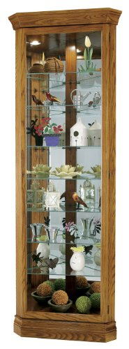 Howard Miller 680-485 Dominic Curio Cabinet by