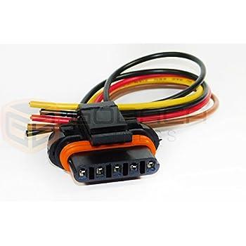 1 x repair connector harness pigtail 5 way egr. Black Bedroom Furniture Sets. Home Design Ideas