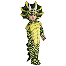 Rubies Costume Silly Safari Costume, Triceratops Costume-Small