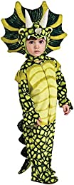 Silly Safari Costume Triceratops Costume-Small  sc 1 st  Amazon.com & Dinosaur Halloween Costumes | Amazon.com