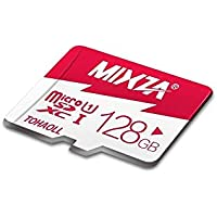 Performance Grade 128GB Microsoft Surface 3 Tablet MicroSDXC Card by MIXZA is Pro-Speed, Heat & Cold Resistant, and built for Lifetime of Constant Use! (UHS-I/3.0/Up to 750x)