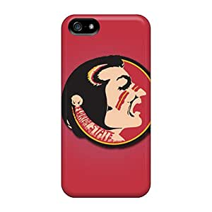 Top Quality Protection Florida State Seminoles Case Cover For Iphone 5/5s