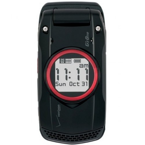 (Casio Ravine Verizon Flip Phone // Ready To Activate On Your Verizon Service)