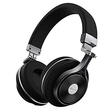 Amazon.com  Bluedio T3 Extra Bass Bluetooth Headphones On Ear with ... 33d2fde91c161