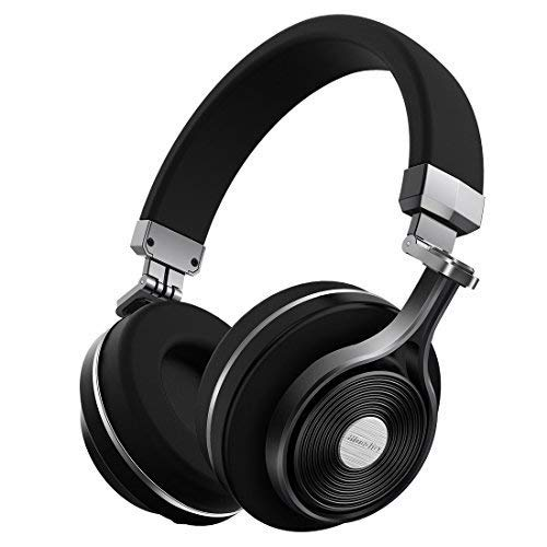 Amazon.com  Bluedio T3 Extra Bass Bluetooth Headphones On Ear with ... 9a34352442