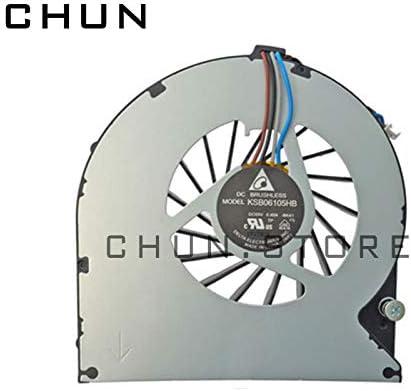 FCQLR Laptop Fan Compatible for Toshiba Satellite L870-18K CPU Fan