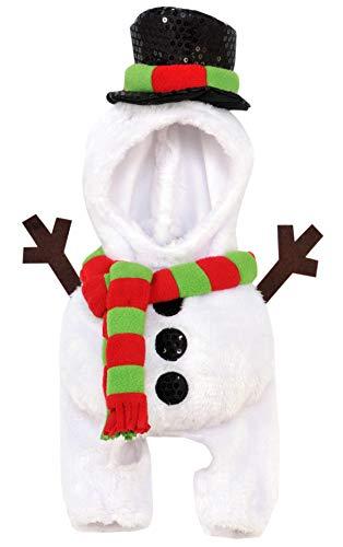 Rubie's Walking Snowman Pet Costume,