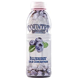 Blueberry Juice Concentrate by Country Spoon (17 oz.)