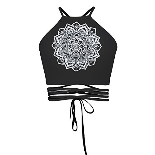 Girls' Spring Summer Short Tank Tops